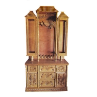 Five Brothers Stylish Design Dressing Table CFV243143_4x6.5