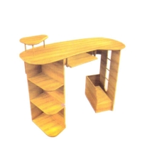 Five Brothers Stylish Design Office Table NWCV657438_4x4