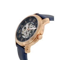 Fossil Gran Skeleton Dial Automatic Analog Watch for Men ME3102