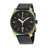 Fossil Leather Analogue Watch For Men FS5263