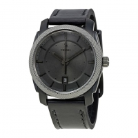 Fossil Leather Analogue Watch For Men FS5265