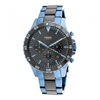Fossil Stainless Steel Chronograph Watch For Men CH3097