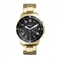 Fossil Stainless Steel Chronograph Watch For Men FS5267