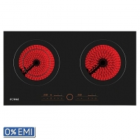Fotile Gas Table - 2 Burner EEG75201