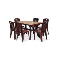 Hamko Plastic Dining Table HPF02-04