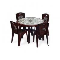 Hamko Plastic Round Table HPF02-03