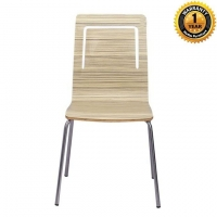 Hatim Furniture Armless Restaurant Chair HKFCT-201