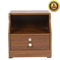 Hatim Furniture Laminated Board Bed Side Cabinet HBCH-101-1-71