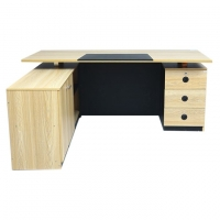 Hatim Furniture Laminated Board Sr. Executive Table  HSEO-101-3-45