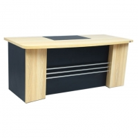 Hatim Furniture Laminated Board Sr. Executive Table HSEO-102-3-45