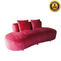 Hatim Furniture Mahogany Wood Divan HDSH-303-5-8