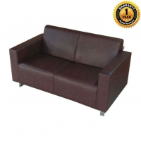 Hatim Furniture Metal Office Double Sofa HSDC-316