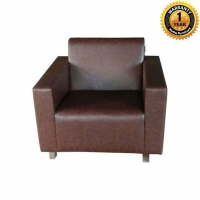 Hatim Furniture Metal Office Single Sofa HSSC-316
