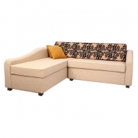 Hatim Furniture Wooden L-Shape Sofa HSDC-315