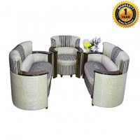 Hatim Furniture Wooden Sofa HSDCH-303