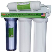 Heron Four Stage Home Water Filter G-WP-401