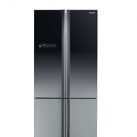 Hitachi Inverter French Door Fridge R-WB800P5M