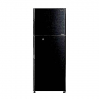 Hitachi Top Mount Refrigerator R-H270P4PBK