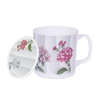Italiano Coffee Mug with Lid Cosmos 92362