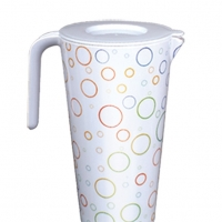 Italiano Lovely Smart Jug With Lid-Bubble-1.5ltr 921456