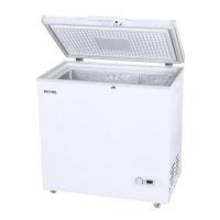 Kadeka Chest Freezer KCF-180