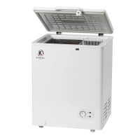 Kadeka Chest Freezer KCF108