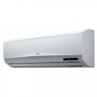 LG 1 Ton Heat & Cool Air Conditioner KSUH1264NA0