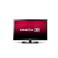 LG 3D Television LM3400