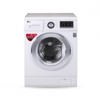 LG Auto Front Loading Washing Machine F1207NMTW