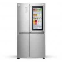 LG InstaView Refrigerator GS-Q6278NS.ANSPFLY