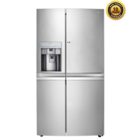 LG Refrigerator GS-J5961NS (NOBLE STEEL)