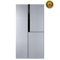 LG Refrigerator GS-M6261NS (NOBLE STEEL)
