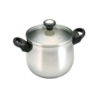 Meyer Cookwere Covered Saucepot 24cm