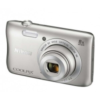 Nikon Digital Camera Coolpix S3700