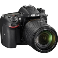 Nikon DSLR Camera Body With AF-S 18-140mm Lens D7200
