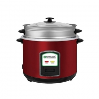 Niyama Glass Top Rice and Curry Cooker NRC-280SS