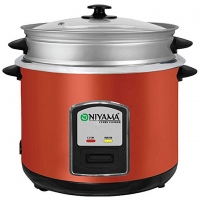 Niyama Glass Top Rice and Curry Cooker NRC-358SA