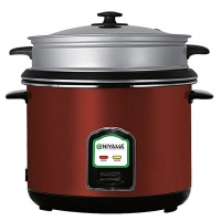Niyama Glass Top Rice and Curry Cooker NRC-528AA
