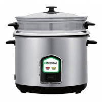 Niyama Glass Top Rice and Curry Cooker NRC-77SS2