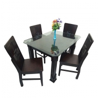 Nurjahan Furniture Dining Table with 4 Chair DI-46