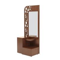 Nurjahan Furniture Malaysian Processed Wood Dressing Table DR 41
