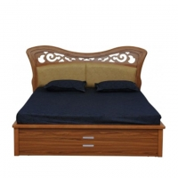Nurjahan Furniture Stylish Box Bed BD-36