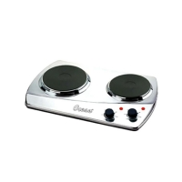 Ocean Hot Plate Double Crome OHP2001DC