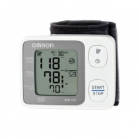 Omron Automatic Wrist Blood Pressure Monitor HEM-6121