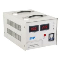 PBP Servo System Voltage Stabilizer SVC-5000VA
