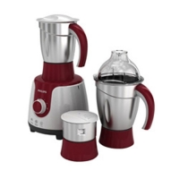 Philips Mixer Grinder (Red)Model HL7710