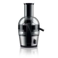 Philips Viva Collection Juicer-HR1863
