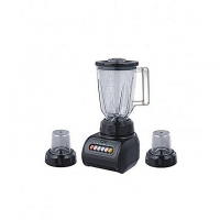 Prestige 3 In 1 Electric Blender Black-Berry