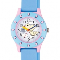 Q&Q Blue Color Kids Watch VQ13J008Y