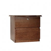 Regal Furniture Bedside Table BCH-301-3-1-20